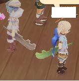 若木の木剣と木剣.jpg